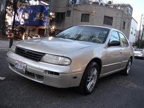 Nissan Altima 2.5 Gle Aa Piel At 1997 Todo En Regla