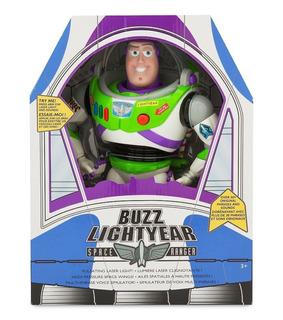 Muñeco Habla Buzz Lightyear Disney Store Toy Story