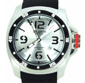 Relógio Social Masculino Barato Aço Inox Cromado Ñ Automatic