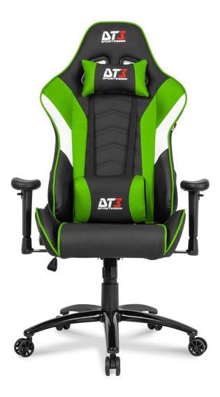 Cadeira Gamer Dt3 Sports Elise Light Green 10227-2