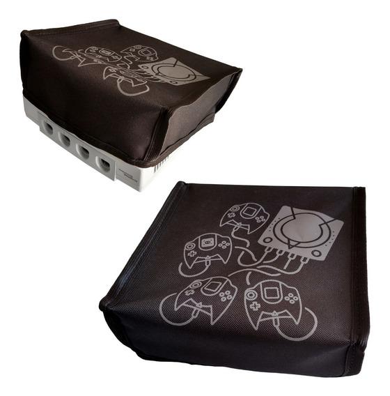 Capa Dreamcast Antipoeira Protetora Console Case Skin