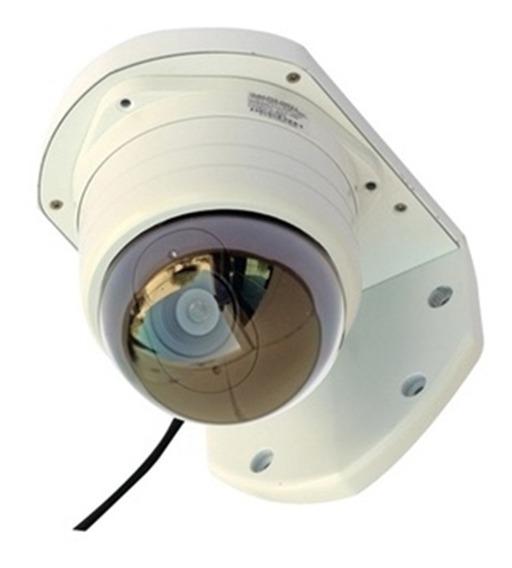 Camera De Segurança Analog Ccd Alta Definição 360º Qsz515d