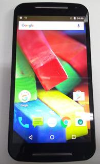 Motorola Moto G2 2ª Geração Dual 16gb Xt1078 Vitrine Azul