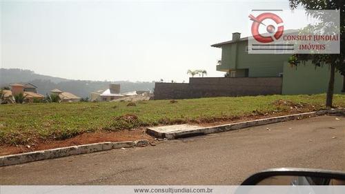 Imagem 1 de 8 de Terrenos Em Condomínio À Venda  Em Jundiaí/sp - Compre O Seu Terrenos Em Condomínio Aqui! - 1262351