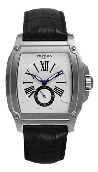 Reloj Nivada Diplomat Nvng31491gacbr Hombre Original E-watch