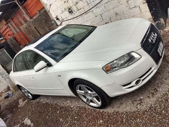 Audi A4 2.0 T Elite Multitronic 200hp Cvt 2006