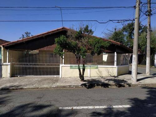 Imagem 1 de 11 de Casa Com 3 Dormitórios À Venda, 105 M² Por R$ 372.000,00 - Monte Castelo - São José Dos Campos/sp - Ca5956
