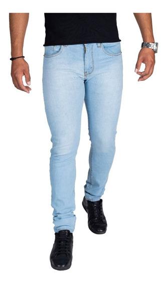 Pantalon Skinny Mezclilla Strech De Hombre Envío Gratis