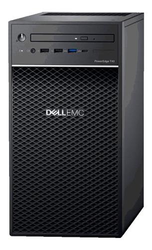 Servidor Dell Poweredge T40 Intel Xeon 8gb Ram 1tb Hdd Nuevo