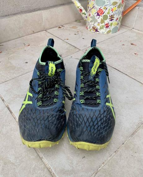 Zapatillas De Running Marca Asics Talle 41