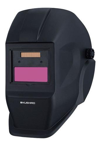 Imagen 1 de 5 de Mascara Soldar Careta Fotosensible Mig Tig Regulable Zona Norte