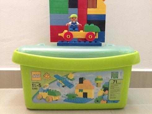 Lego Duplo 71 Piezas