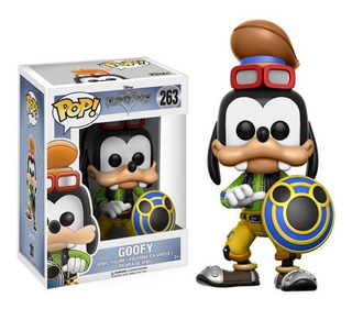 Funko Pop Juego Kingdom Hearts - Goofy Xion