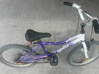 Bicicleta Rodado 16 Robinson Nena