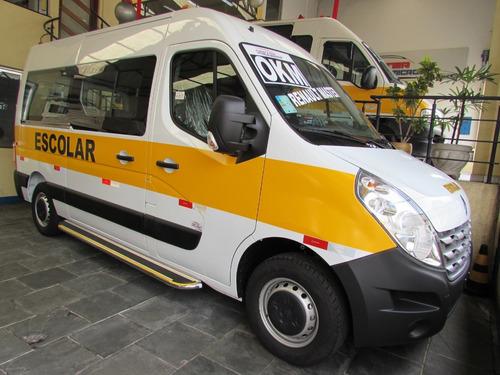 Renault Master Escolar 2022 Escolar