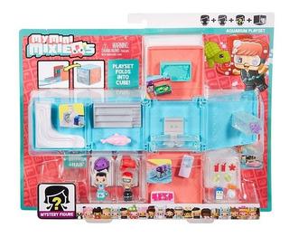 My Mini Mixieqs Set De Acuario Mattel Juego Plegable