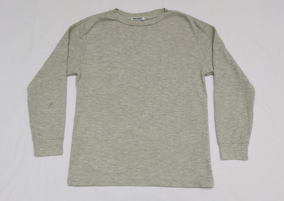 Remera Old Navy Talle S Mangas 3/4 Made In Vietnam