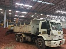 Vendo Caminhão Traçado Ford Cargo 2932 Otimo Estado