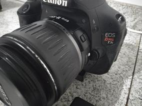 Camera Canon T3i(excelente Estado) + Vários Acessórios