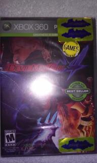 Devil May Cry 4 Xbox 360 Nuevo