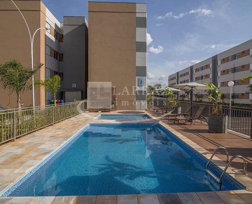 Apartamento Para Venda Nos Campos Eliseos, Condomínio Fechado Com Lazer Completo, 2 Dormitorios Em 44 M2 De Area Privativa - Ap01664 - 34580480