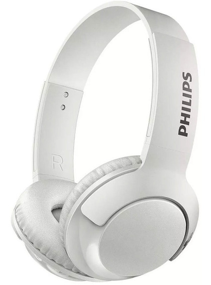 Fone Ouvido Philips Bass Bluetooth Sem Fio Shb3075 Wireless