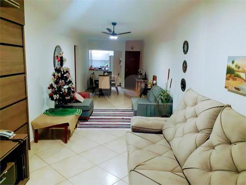 Imagem 1 de 30 de 03 Dormitórios, 01 Suíte, 01 Sala, 02 Vagas E Churrasqueira Na Cozinha. Praia Canto Do Forte, - Reo584155