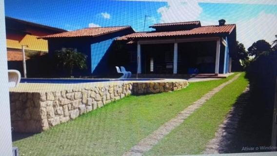 Chácara Com 4 Dormitórios À Venda, 1000 M² Por R$ 660.000 - Santa Inês - Itu/sp - Ch0194