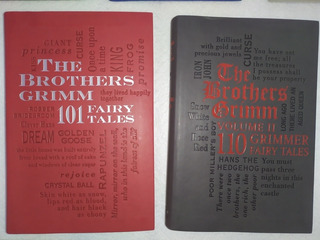 The Brothers Grimm. Fairy Tales Volumen I Y Lo Pasta Flexibl