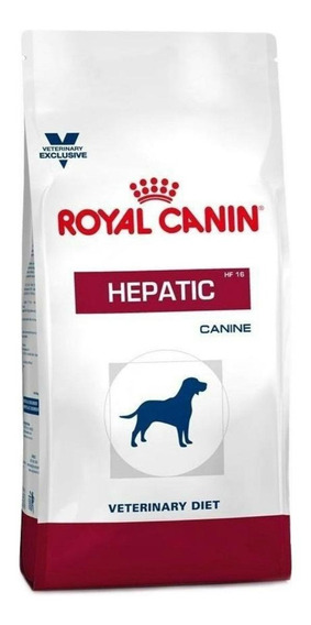 Ração Royal Canin Hepatic Veterinary Diet Canine cachorro adulto mix 1.5kg