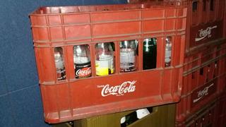 Cajon Coca Cola Con Botellas 350 Cc