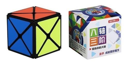 Imagen 1 de 1 de Cubo Rubik Sengso Speedcube 4x4 Triangulos Boza 8 Ejes
