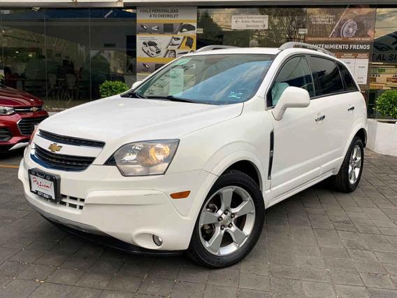 Chevrolet Captiva 2015 5p Lt V6/3.0 Aut Piel