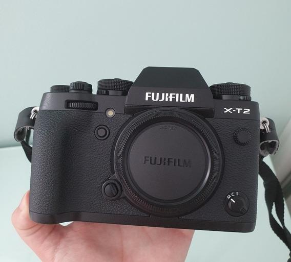 Câmera Fujifilm X-t2