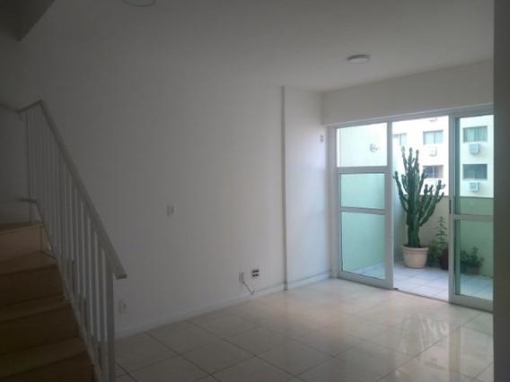 Apartamento Em Recreio Dos Bandeirantes, Rio De Janeiro/rj De 95m² 2 Quartos À Venda Por R$ 550.000,00 - Ap203476