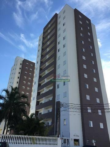 Apartamento Com 1 Dormitório À Venda, 39 M² Por R$ 139.000 - Residencial Santa Izabel - Taubaté/sp - Ap3170