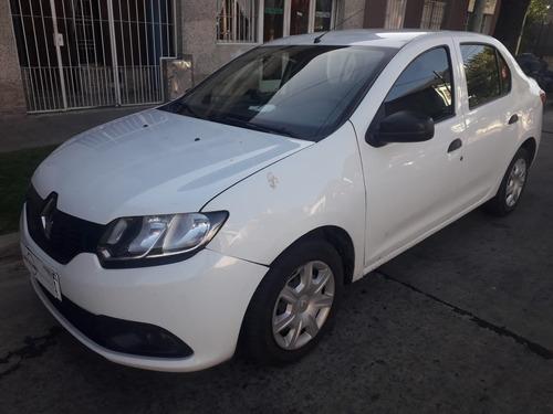 Renault Nuevo Logan 1.6 Authentique Plus / Gnc / 2018
