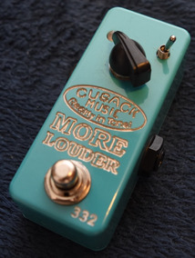 Pedal Cusack More Louder