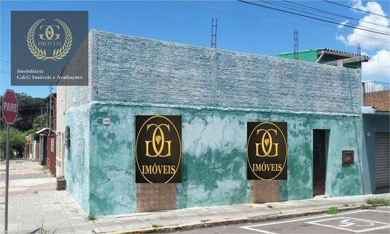 Sala Para Alugar, 80 M² Por R$ 1.600,00/mês - Centro - Viamão/rs - Sa0008