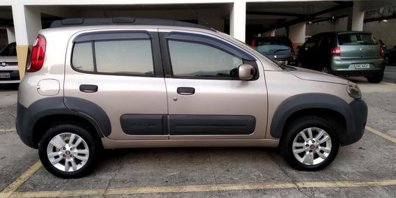 Fiat Uno 2012 1.0 Way Flex 5p Zeradinho Pronto Pra Andar