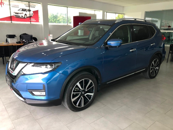 Nissan X-trail Exclusive 2018 Cvt