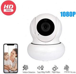 Camara De Seguridad Wifi 360 Ai 1080p Infrarrojo Android Ios