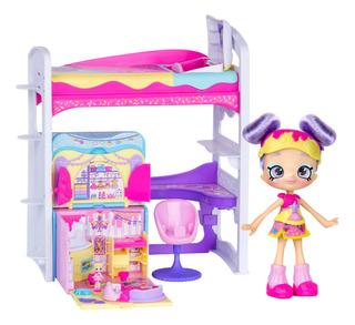 Shopkins Lil Secretos Rainbow Kate S Dormitorio Hideaway