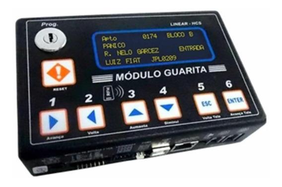 Módulo Guarita Ip Linear Hcs Controle De Acesso Ip