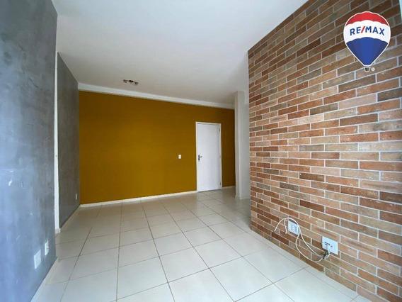 Apartamento Com 2 Dormitórios, 54 M² - Coqueiro - Belém/pa - Ap0551