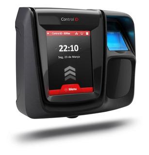 Controle De Acesso Control Id Idflex Lite Biometria E Prox