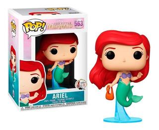 Funko Pop Little Mermaid Ariel With Bag ( La Sirenita )