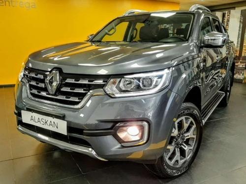 Renault Alaskan Iconic 4x4 Full 0km Año 2021 Pick-up (sg)...