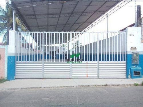 Galpão À Venda, 320 M² Por R$ 730.000,00 - Pitangueiras - Lauro De Freitas/ba - Ga0081