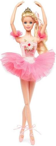 Muñeca Barbie Deseos De Ballet + Certificado De Autenticidad